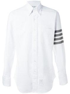 рубашка с полосами на рукаве Thom Browne