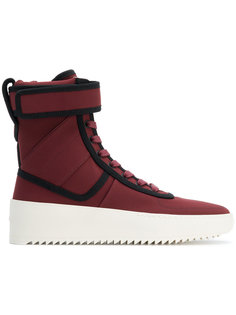 lace-up hi-top sneakers Fear Of God