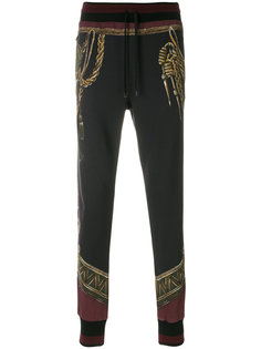 спортивные брюки с принтом Dolce & Gabbana
