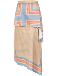 printed skirt Giuliana Romanno