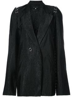 Ottoman slashed shoulder jacket  Neith Nyer