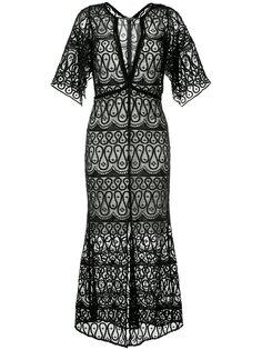 платье Serpentine Manning Cartell