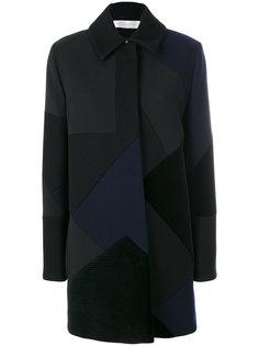 пальто с панельным дизайном Victoria Victoria Beckham
