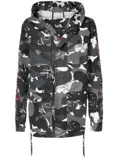 Kustom camouflage coat Haculla