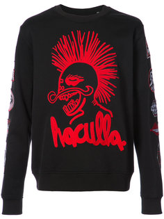 patch print sweatshirt Haculla