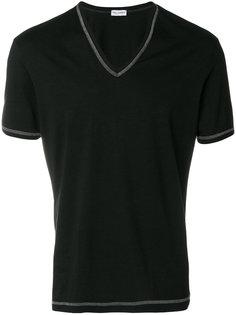 футболка с V-образным вырезом Dolce & Gabbana Underwear