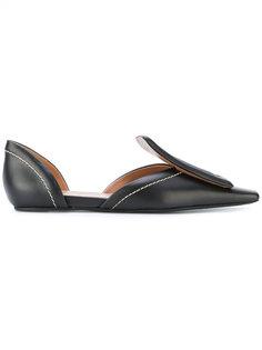 square toe loafers Marni