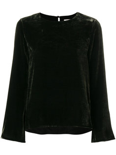 бархатная блузка  Dorothee Schumacher
