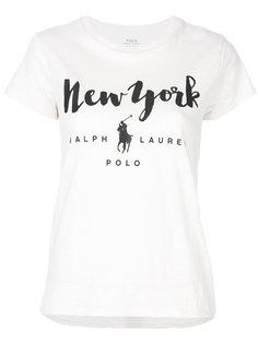 футболка с короткими рукавами Polo Ralph Lauren