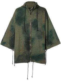 камуфляжное пальто Toogood