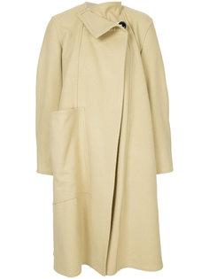 объемное пальто Lemaire