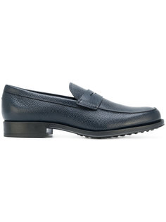 pebbled loafers Tods Tod`S