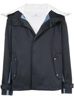 куртка с контрастными панелями Oamc