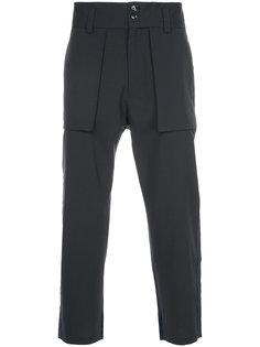 брюки с накладными карманами Oamc
