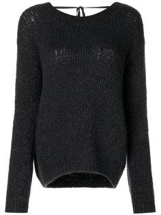 свободный свитер  Forte Forte