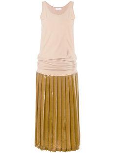 pleated slip dress Toga