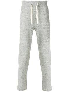спортивные брюки прямого кроя Marc Jacobs