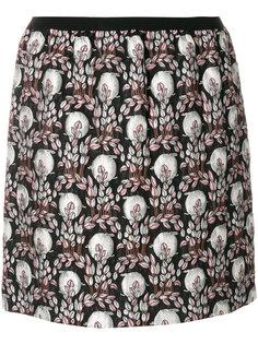 жаккардовая юбка  Giamba