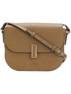 сумка на плечо с поворачивающимся замком Valextra