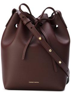 сумка-мешок на шнурке Mansur Gavriel
