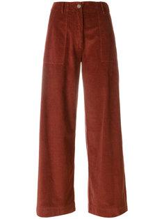 расклешенные брюки  Semicouture