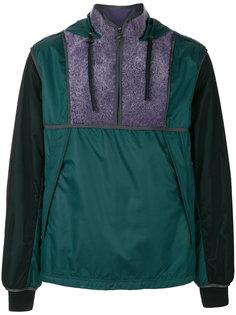 куртка с панелью из овчины Lanvin