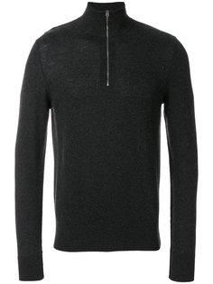 свитер с отворотной горловиной Burberry
