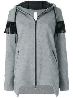 hooded zipped coat Sàpopa