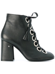 lace-up ankle boots Laurence Dacade