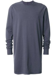 удлиненный свитер  Rick Owens DRKSHDW