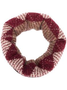 декорированный шарф Pierre-Louis Mascia