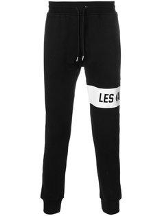 спортивные брюки с логотипом Les (Art)Ists