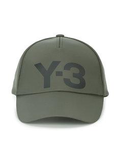 бейсболка с заплаткой с логотипом Y-3