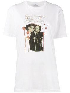 футболка Rome Pays Off Bullet Jean-Michel Basquiat X Browns