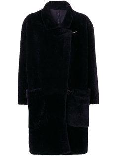 свободное пальто  Petar Petrov