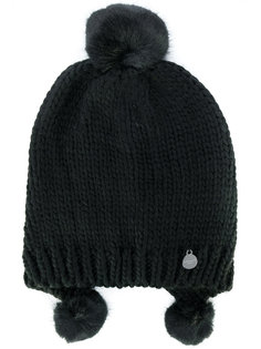 шапка с помпонами Urbancode