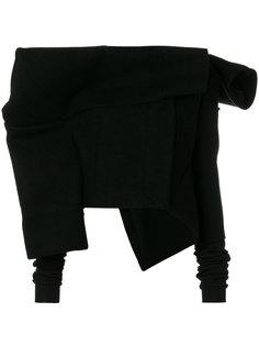 куртка Winter Raven Rick Owens