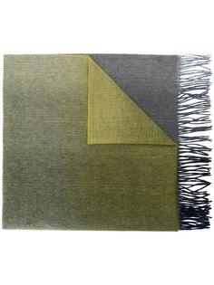 шарф с градиентным узором Paul Smith