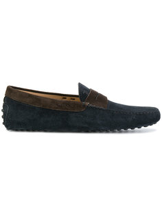 classic suede loafers  Tods Tod`S
