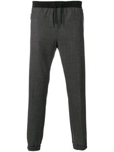 брюки с эластичным поясом Calvin Klein