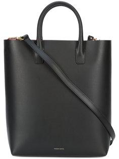 сумка-тоут с верхними ручками Mansur Gavriel