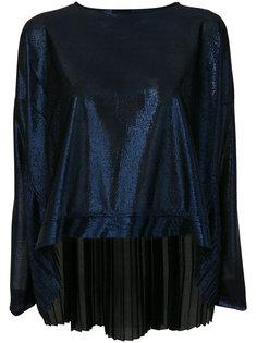 блузка металлик  Federica Tosi