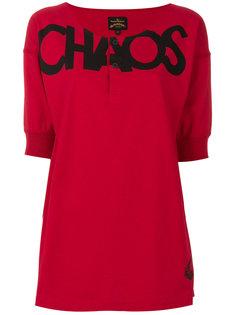 футболка хэнли с принтом  Vivienne Westwood Red Label