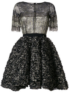 textured lace dress Amen Amen.