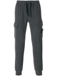 спортивные брюки с боковыми карманами Stone Island