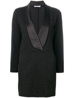short tuxedo dress Gaelle Bonheur