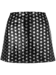 sequin embellished skirt Gaelle Bonheur