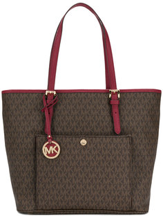 сумка-тоут с передним карманом Michael Michael Kors
