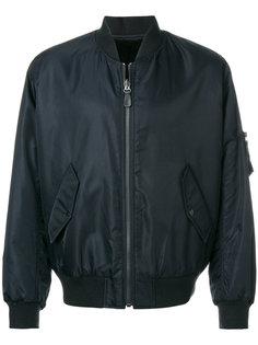 двухсторонняя куртка-бомбер  Yves Salomon Homme