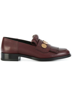 fringed loafers  Pierre Hardy